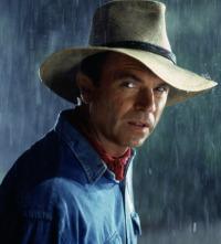 Alan Grant Sam Neill Jurassic Park Alan Grant