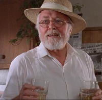John Hammond Richard Attenborough Jurassic Park John Hammond
