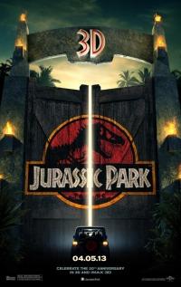 jp3dposter Jurassic Park