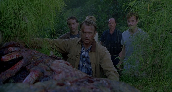 Sam Neill Alan Grant Jurassic Park 3 Review