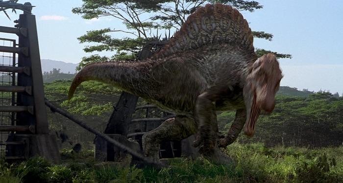 Spinosaurus Jurassic Park 3 Review