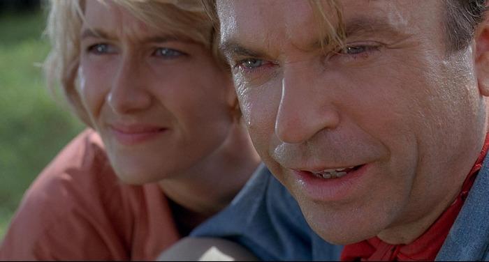Sam Neill Alan Grant Jurassic Park