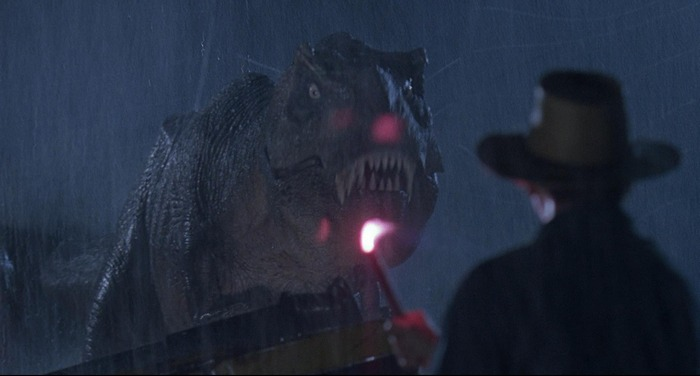 Tyrannosaurus Jurassic Park
