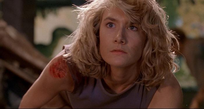 Laura Dern Ellie Sattler Jurassic Park