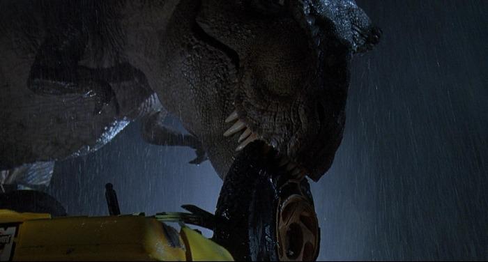 Tyrannosaurus Jurassic Park Review