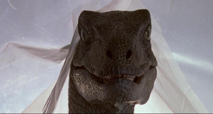 Velociraptor Jurassic Park Review
