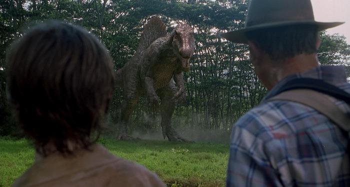 Spinosaurus Jurassic Park 3 Spinosaurus