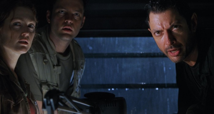 The Lost World Ian Malcolm Jeff Goldblum The Lost World: Jurassic Park
