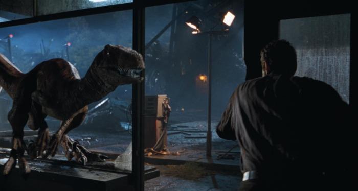 The Lost World Velociraptor The Lost World: Jurassic Park