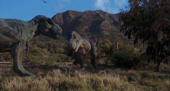Tyrannosaurus Rex (Jurassic Park 1-3, Jurassic World) T Rex The Lost World Jurassic Park