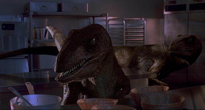 Velociraptor Jurassic Park Velociraptor