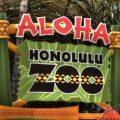 Jurassic World Filming at Honolulu Zoo
