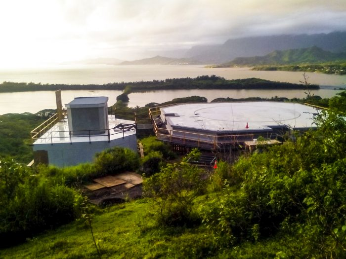 Helipad2 New Photos of Jurassic World Helipad
