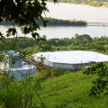 New Photos of Jurassic World Helipad