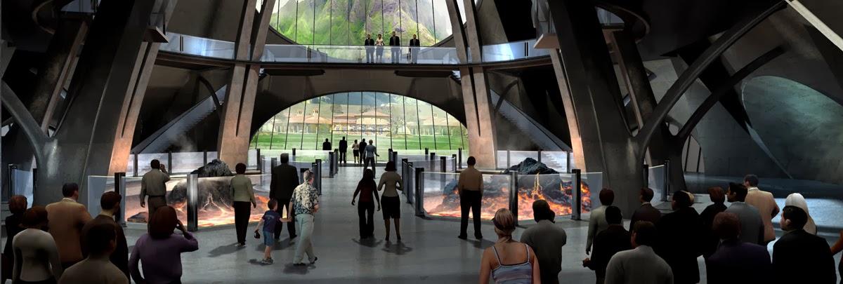 Nathan Schroeder Jurassic World Concept Art