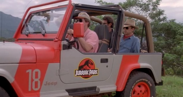 jeep wrangler from jurassic park original jp jeep returns to jurassic. Cars Review. Best American Auto & Cars Review