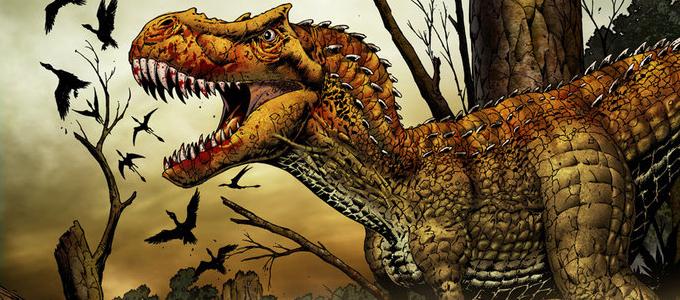 Jurassic World Dinosaur & Theme Park Spoilers!