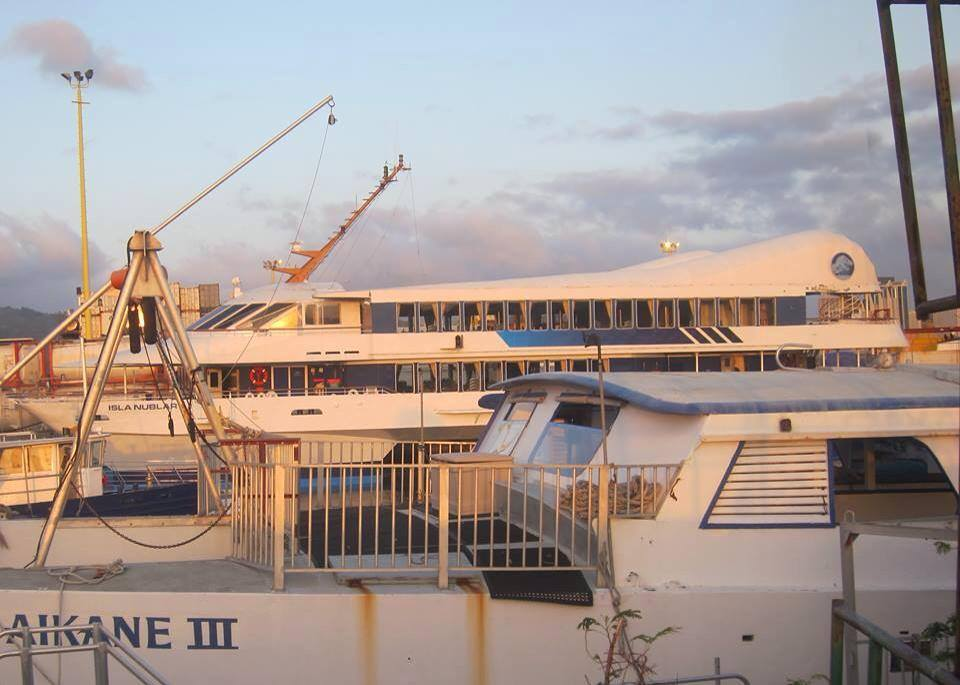 Isla Nubla Ferry