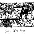 The Lost World Storyboard The Round Up