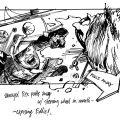 The Lost World Storyboard Eddie's Death