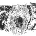 The Lost World Storyboard Death in the Waterfall