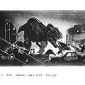 The Lost World Storyboard Revenge of the T-Rex