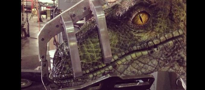 Jurassic World Velociraptor Image Leaked!