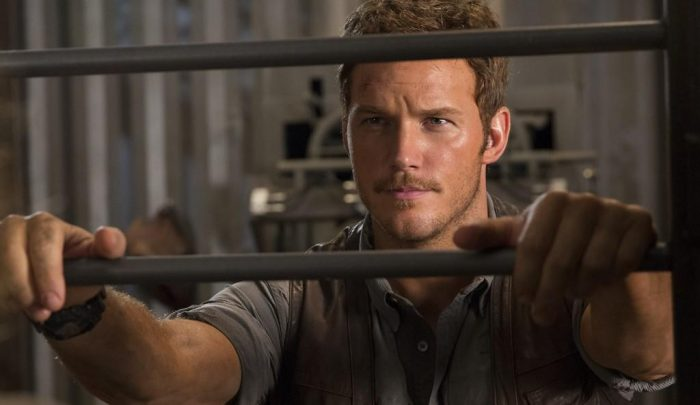 ChrisPratt Colin Trevorrow Tweets New Chris Pratt Image