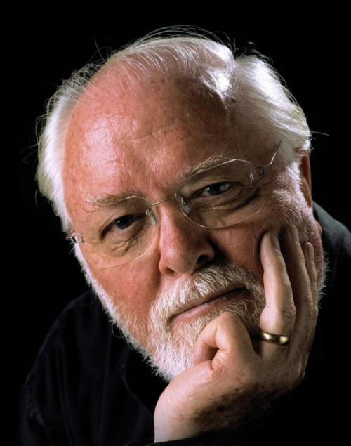 Richard Attenborough Richard Attenborough Dies Aged 90