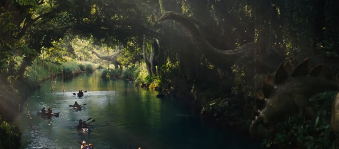 <h2>Jurassic World Trailer Online!!!</h2><span class='featuredexcerpt'>Two days earlier than expected but the Jurassic World trailer is finally online! We get to see various locations in the park itself, the ship taking everybody [&hellip;]</span>