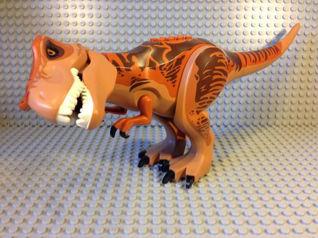lego04 Jurassic World Diabolus-Rex Lego Pictures Leaked?