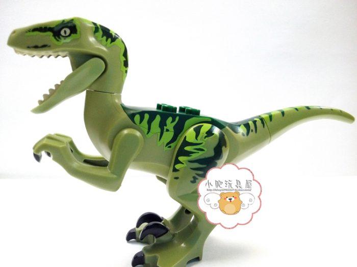 lego09 Jurassic World Diabolus-Rex Lego Pictures Leaked?