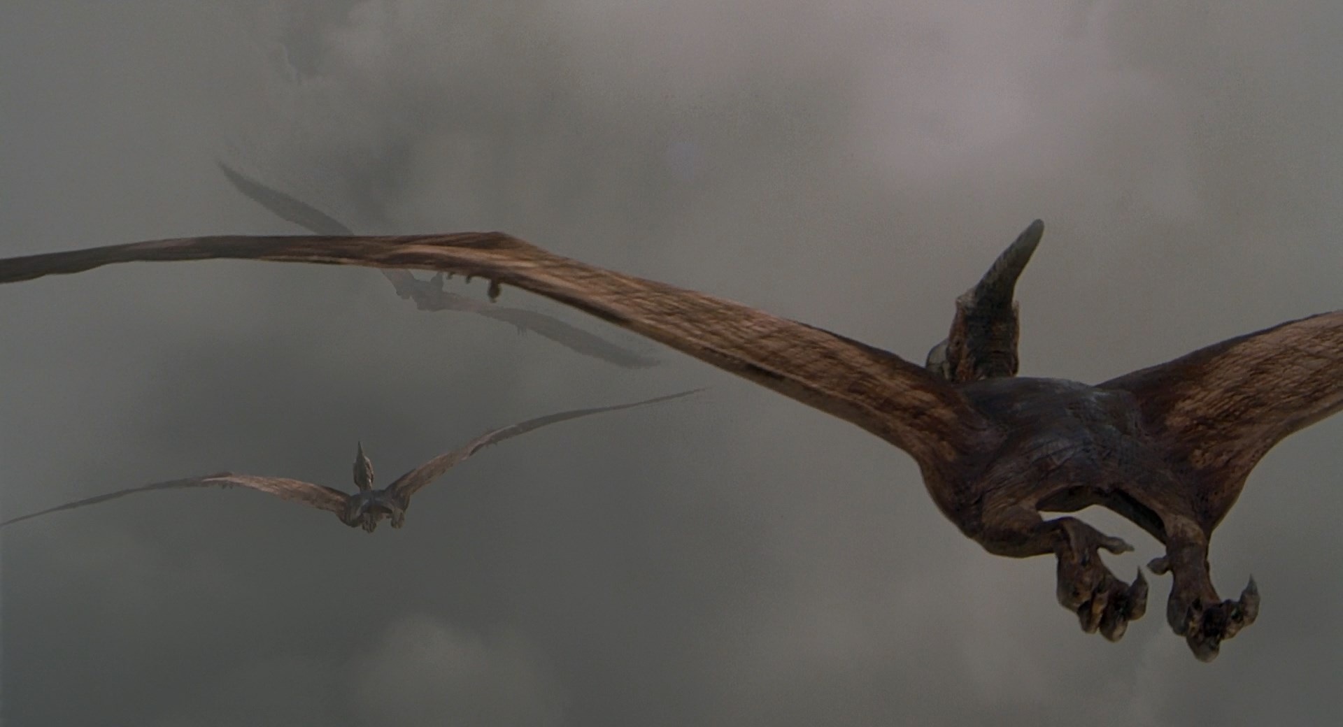 pteranodon the lost world jurassic park 3 jurassic world
