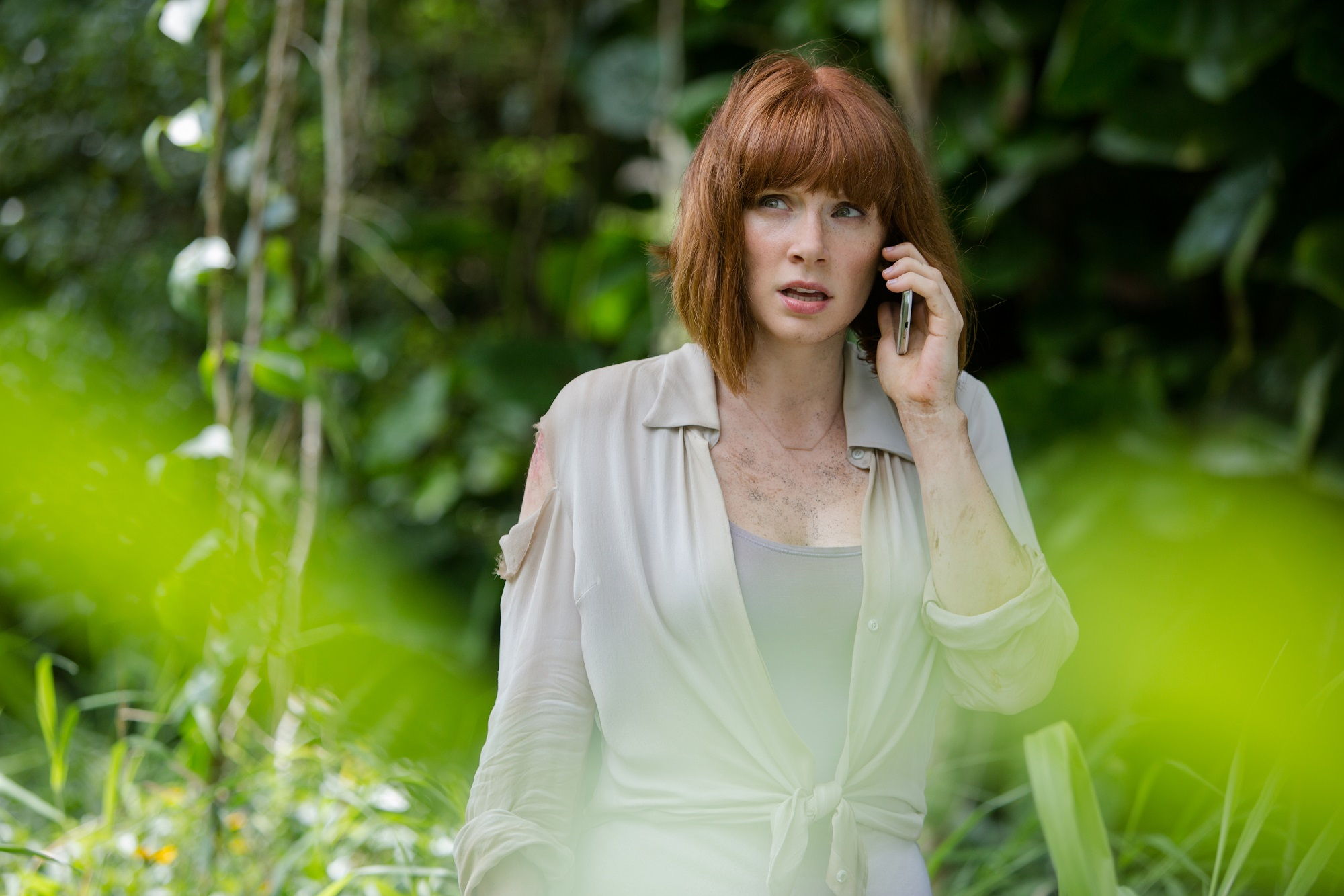 Bryce Dallas Howard as Claire Dearing