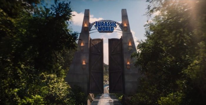 teaser01 New Jurassic World Teaser with New Footage!