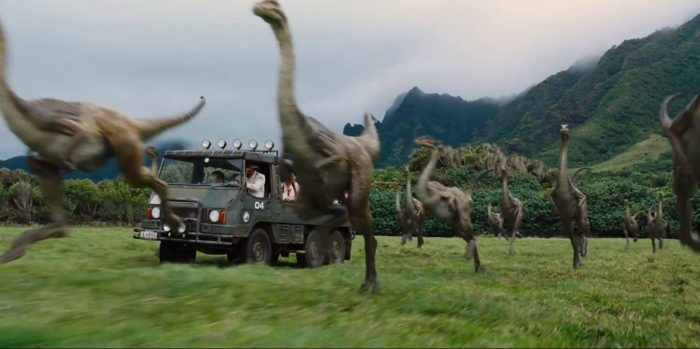 trailer09 Jurassic World Trailer Analysis