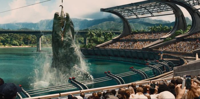 trailer16 Jurassic World Trailer Analysis