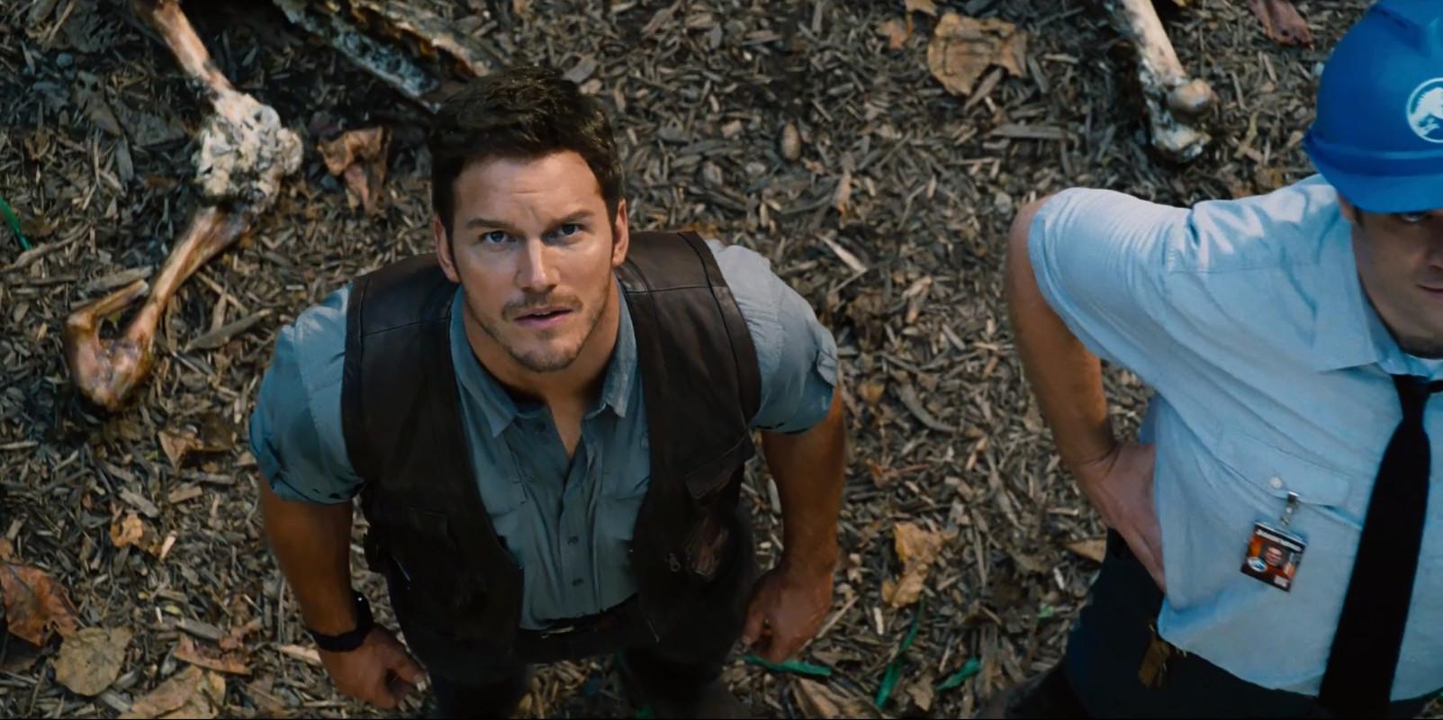M: Jurassic World Blu-ray: Chris Pratt Pictures of chris robinson