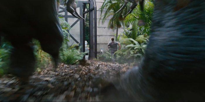 d-rex Jurassic World TV Spot For Super Bowl