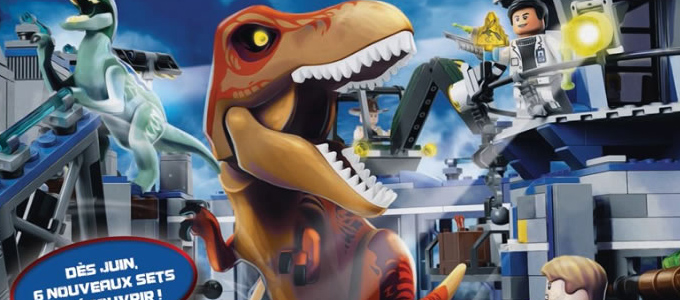 <h2>First Official Image from Jurassic World Lego!</h2><span class='featuredexcerpt'>Groovebricks have posted the first official promotional image from the upcoming Jurassic World Lego. Apparently, the leaked Lego images from a while ago weren&#8217;t official and were [&hellip;]</span>