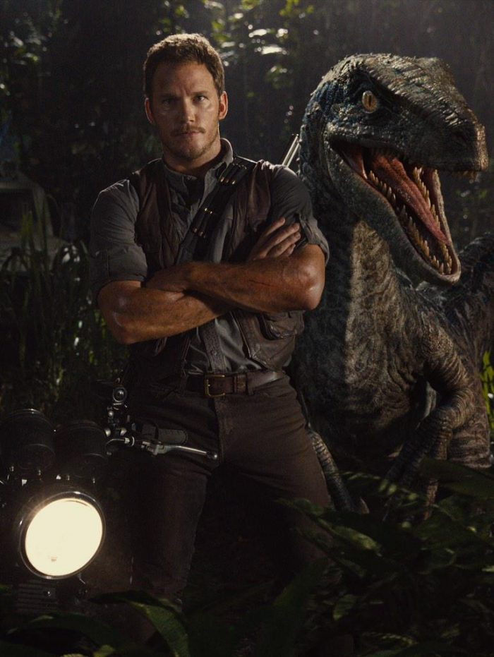 raptor New Chris Pratt / Velociraptor Image