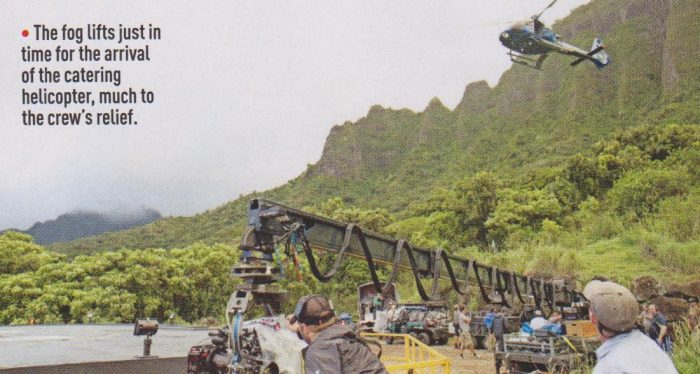 e4 New Jurassic World Pictures & Empire Scans