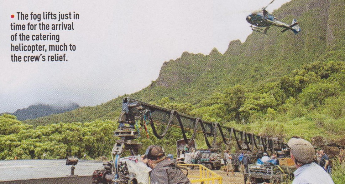 New Jurassic World Pictures & Empire Scans