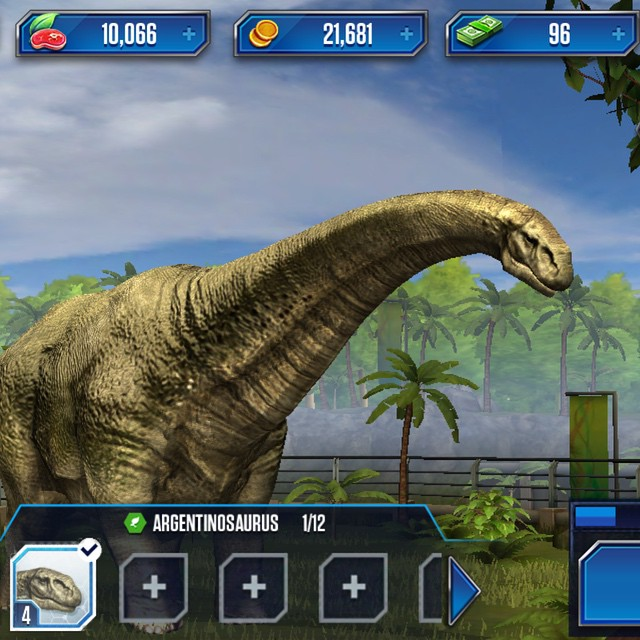 11111351_1377511359243840_1304767443_n Jurassic World: The Game for IOS