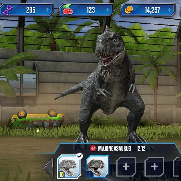CCCTGu8W8AA5gb0 Jurassic World: The Game for IOS