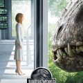 Second Jurassic World Poster Features Mosasaurus