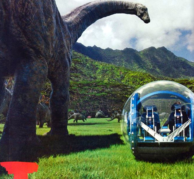 empire05 Jurassic World Featured in Empire Magazine