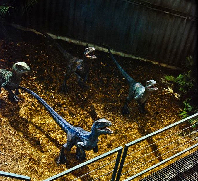 empire06 Jurassic World Featured in Empire Magazine