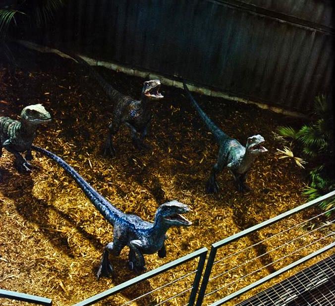 empire06 Jurassic World Featured in Empire Magazine
