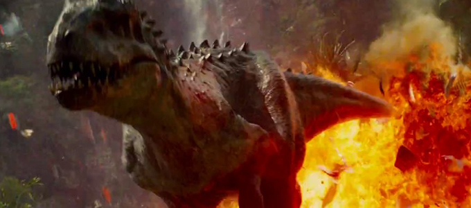 <h2>New Jurassic World Trailer Features T-Rex!</h2><span class='featuredexcerpt'>Universal have released a brand new trailer for Jurassic World which shows off plenty of new material. We get much more shots of the Indominus Rex and [&hellip;]</span>